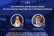 ESTUDIANTES DEL COLEGIO RAFAEL NARVÁEZ GANAN EN OLIMPIADA NACIONAL E INTERNACIONAL
